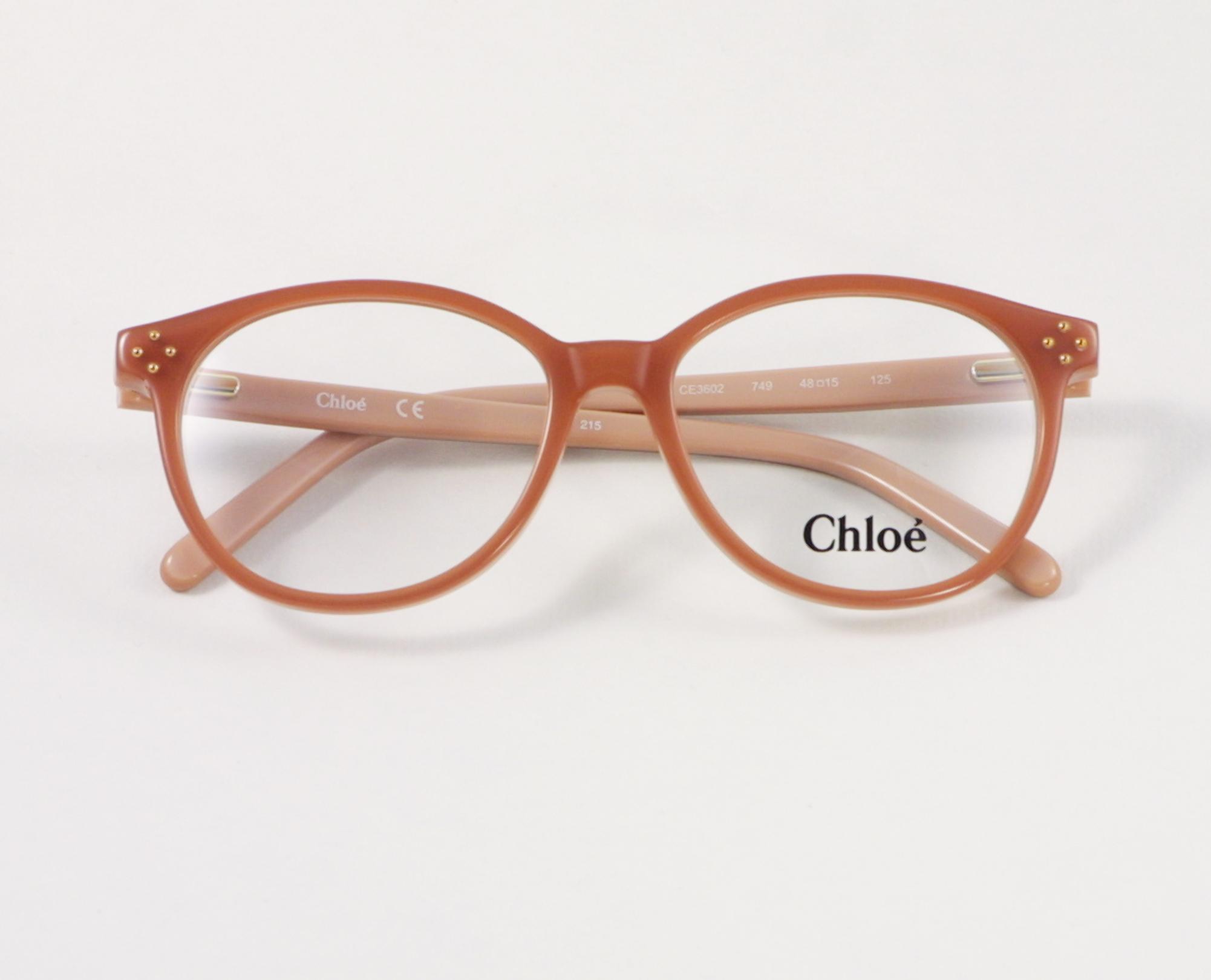 Bild: Brille von Chloé